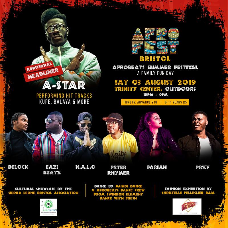 AfroFest Bristol Summer Festival  in Bristol 2019