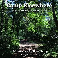 Camp Elsewhere 2019 in Bristol