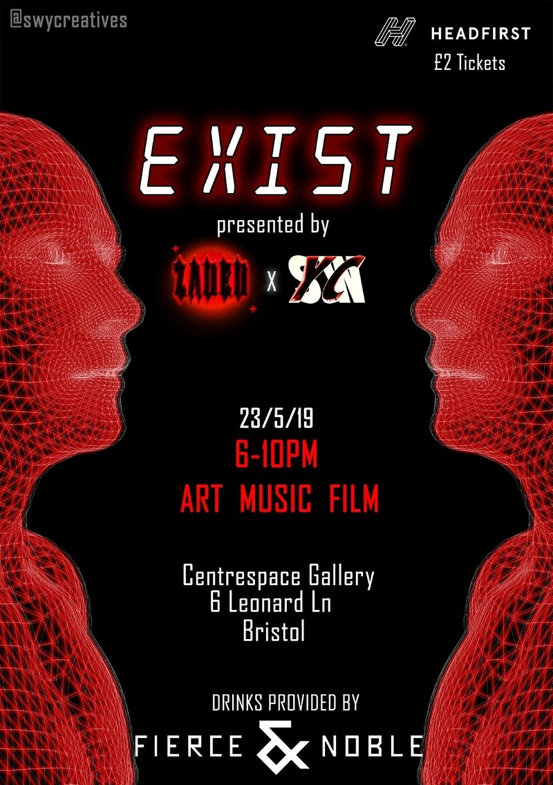 EXIST Private Viewing in Bristol 2019
