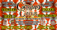 Contraband Circus- Terrace day party! in Bristol