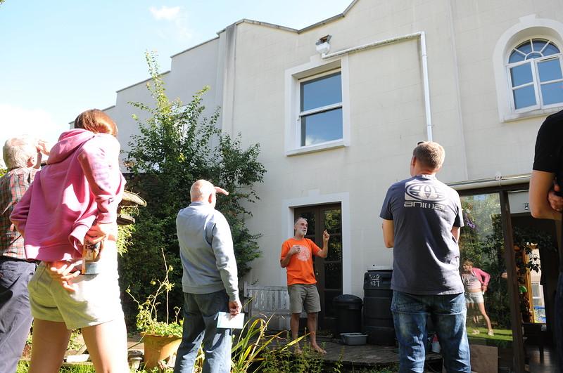 Bristol Green Doors Open Homes Weekend  at Across Bristol