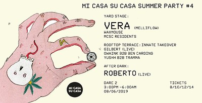 Mi Casa Su Casa Summer Party #4 tickets