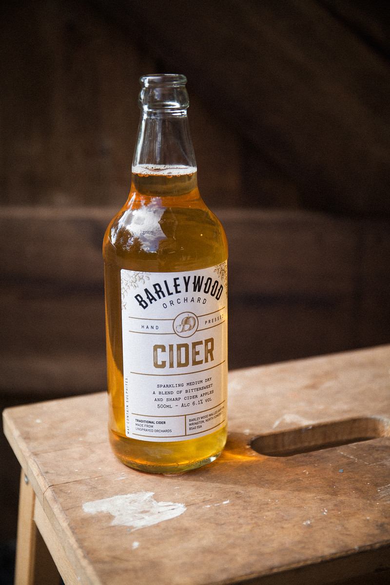 Cider Tasting and Orchard Tour at Barleywood Orchard, Wrington BS40 5SA