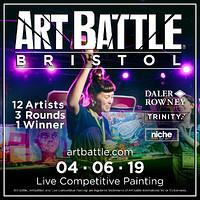 Art Battle Bristol in Bristol