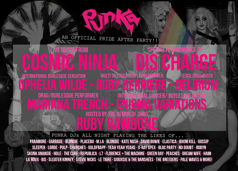 Punka - An Official Bristol Pride After Party! at The Old Market Assembly