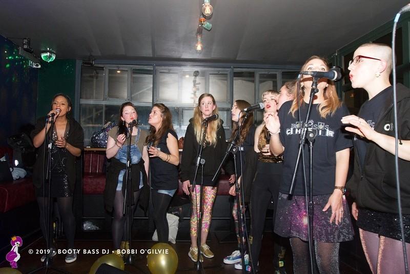 Booty Bass : Bass Choir in Bristol 2019