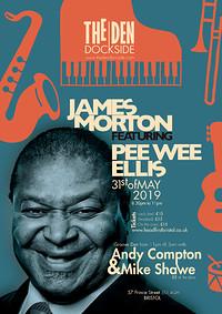 James Morton Featuring Pee Wee Ellis in Bristol