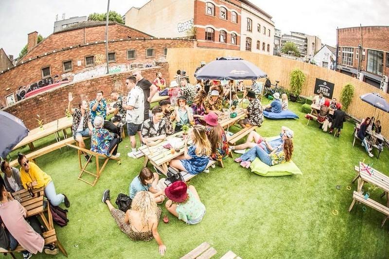 Stokes Croft Film Club - PULP FICTION at Stokes Croft Beer Garden