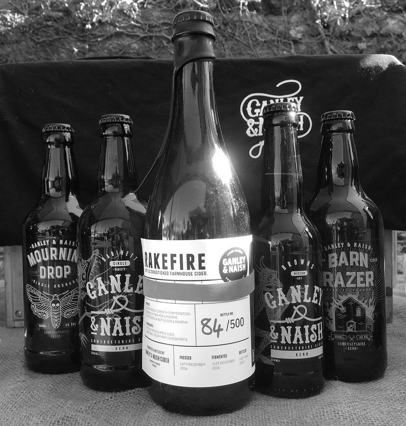 Guided Tasting with Ganley & Naish Cider in Bristol 2019