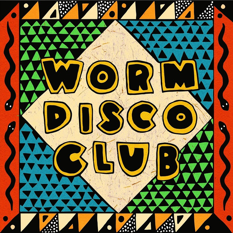 Worm Disco Club at Cosies w/Mambo Chick  in Bristol 2019