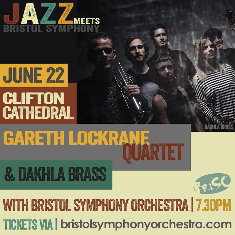 Jazz Meets Bristol Symphony in Bristol 2019