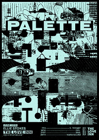 Palette ft. Kiara Scuro in Bristol