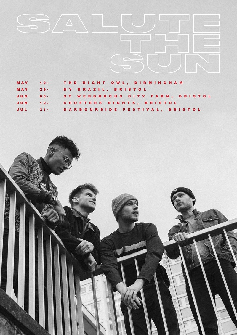 Salute the Sun: Angels Single Launch   in Bristol 2019