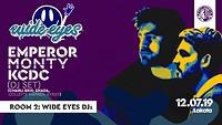 Wide Eyes: Emperor | Monty in Bristol
