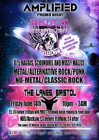 PHUCT - Bristol's Rock & Metal Alternative Amplifi in Bristol