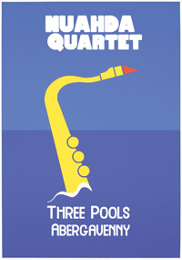 Three Pools Presents: NUAHDA QUARTET  in Bristol