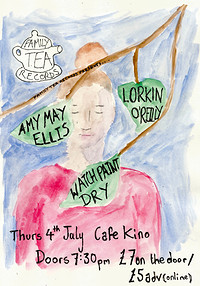 Family Tea Records presents Amy May Ellis  in Bristol