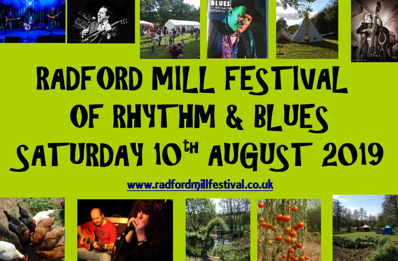 Cube Farm Blues >> Radford Mill Festival Of Rhythm Blues Radford Mill Farm