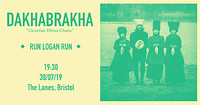 Dakhabrakha Live in Bristol