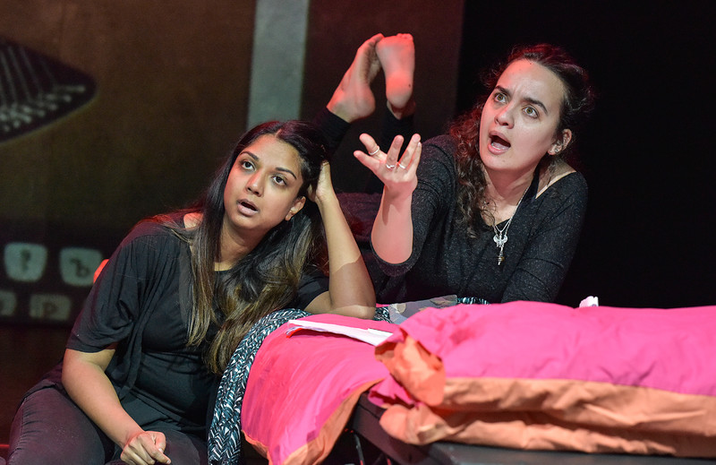 Discoveries Kali Theatre in Bristol 2019
