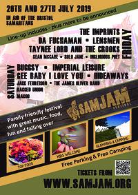 Samjam festival in Bristol
