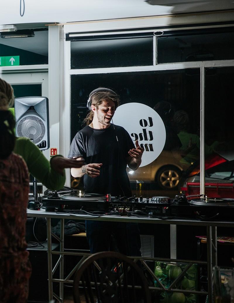 Joey Lazerbeam & Onemansdub in Bristol 2019