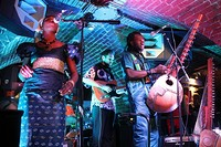 Diabel Cissokho at The Old Market Assembly  in Bristol