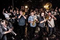 Broken Brass Ensemble + Waggles  in Bristol