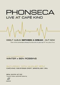 Phonseca - Live at Cafe Kino in Bristol