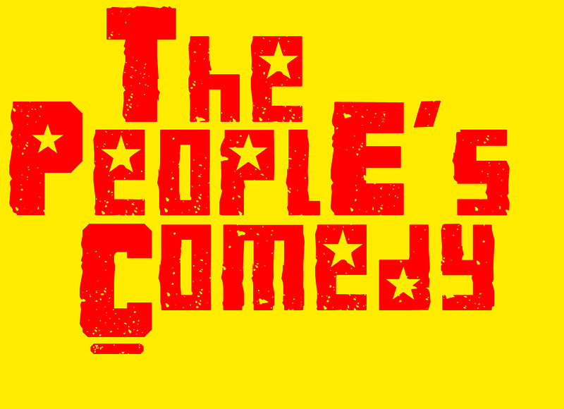 The People's Comedy in Bristol 2019