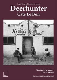 Deerhunter and Cate Le Bon in Bristol