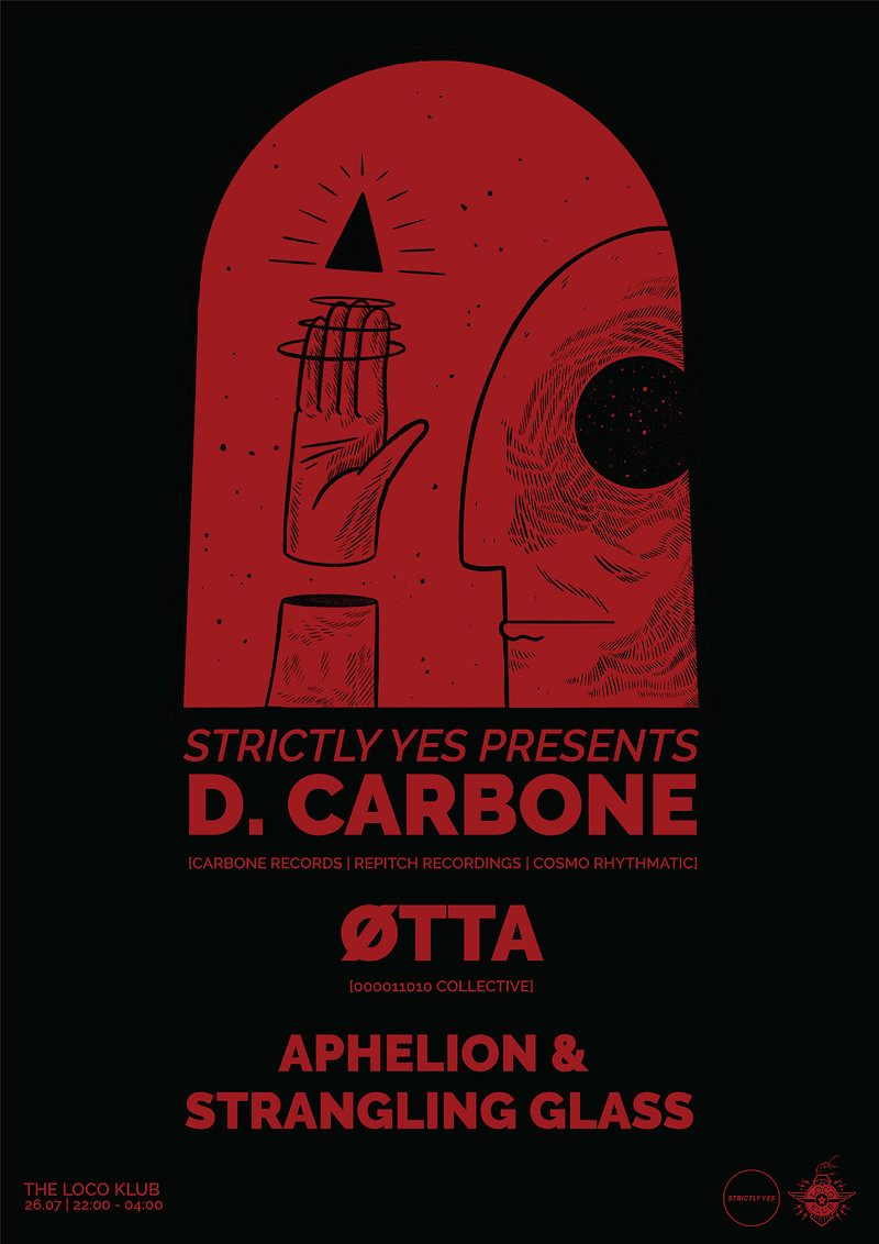 Strictly Yes : D.Carbone, ØTTA in Bristol 2019