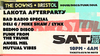 The Downs Bristol: Official Afterparty in Bristol