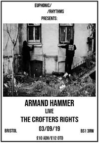 Armand Hammer + Kinlaw & Franco Franco in Bristol