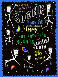 Breakfast Presents: SLONK, Pork Pie & Immy in Bristol