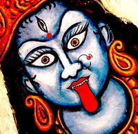 Kali, by Emily Hennessey & Sheema Mukherjee in Bristol