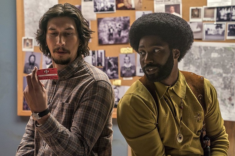 East Bristol Cinema presents BlacKkKlansman in Bristol 2019