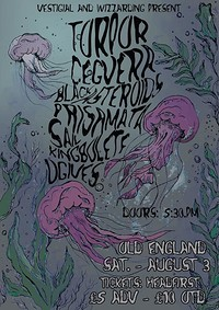 Vstgl & WP: Sludge all-dayer ft. Torpor & more in Bristol
