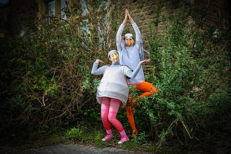 The Bird Show - A flap-tastic family comedy at The Wardrobe Theatre