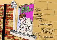 Family Tea Records presents John Myrtle  in Bristol