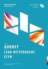 PRESENT TENSE: AUBREY AND LEON MITTERNACHT in Bristol