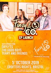 Fonzy & Company E.P Launch Show in Bristol