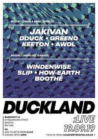 Duckland: Freshers Duck up in Bristol