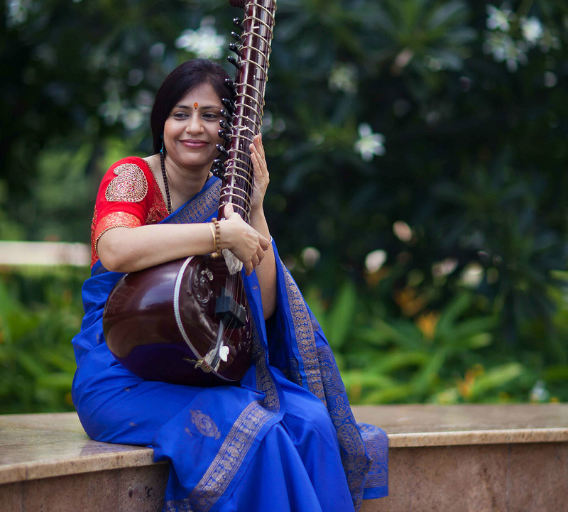 Soulful sitar concert with India's Anupama Bhagwat at St George's
