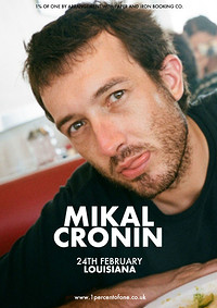 Mikal Cronin in Bristol