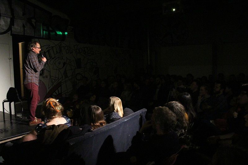 The People's Comedy at PRSC