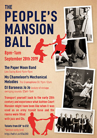 THE PEOPLE'S MANSION BALL in Bristol