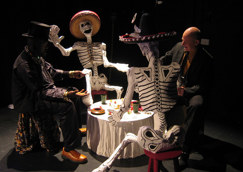 Fairytales for Grown-ups - THE DAY OF THE DEAD at The Cube