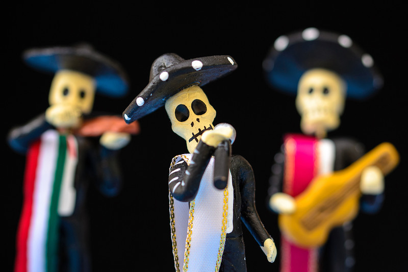 Fairytales for Grown-ups - THE DAY OF THE DEAD in Bristol 2019