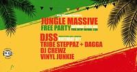 Jungle Massive Free Party: Bristol w/ DJSS  in Bristol